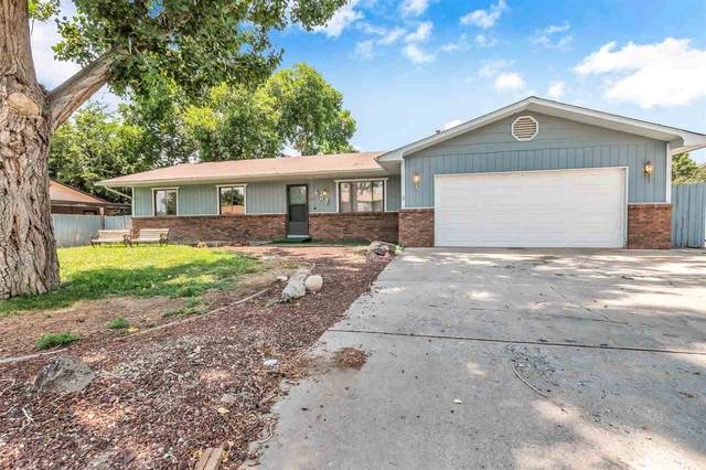 607 Lodgepole Street, Grand Junction, CO 81504 (MLS #20213650) :: Michelle Ritter