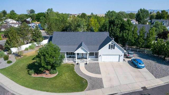 631 Country Lane Court, Grand Junction, CO 81504 (MLS #20213652) :: The Grand Junction Group with Keller Williams Colorado West LLC