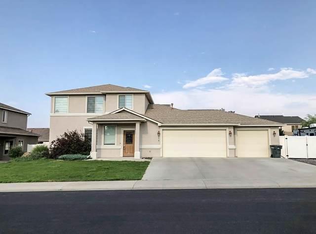 174 Winter Hawk Drive, Grand Junction, CO 81503 (MLS #20213661) :: The Danny Kuta Team