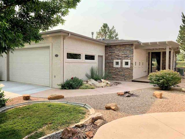 2653 Summer Vale Circle, Grand Junction, CO 81506 (MLS #20213677) :: The Kimbrough Team | RE/MAX 4000