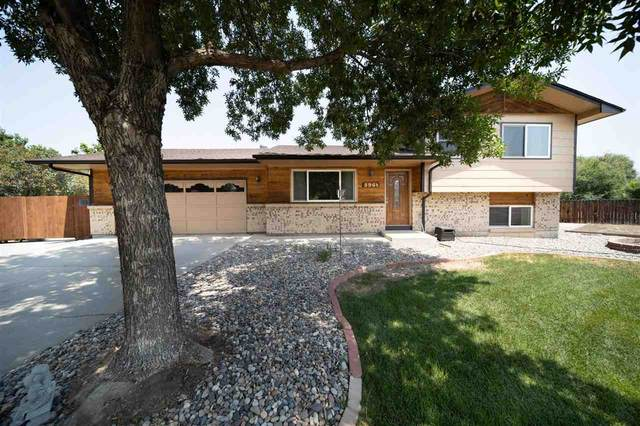 596 1/2 E Valley Court, Grand Junction, CO 81504 (MLS #20213681) :: The Joe Reed Team