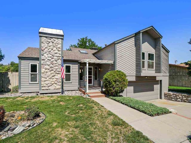 373 Rodell Drive, Grand Junction, CO 81507 (MLS #20213690) :: The Joe Reed Team