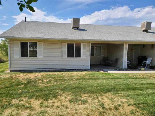 382 Sunnyside Circle C, Grand Junction, CO 81504 (MLS #20213710) :: The Joe Reed Team