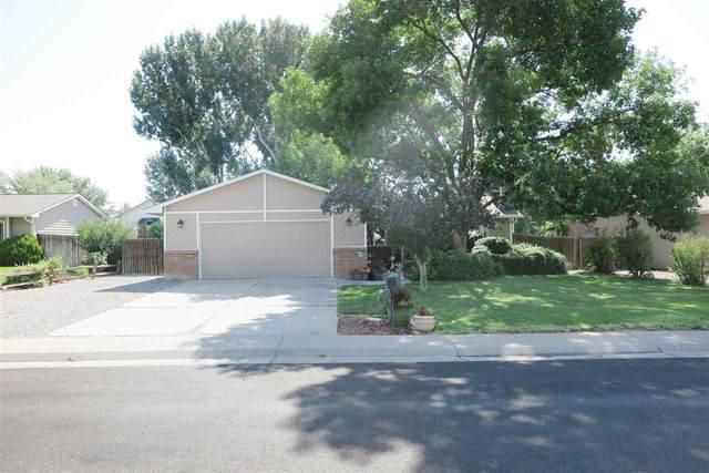 618 Pioneer Road, Grand Junction, CO 81504 (MLS #20213713) :: The Danny Kuta Team