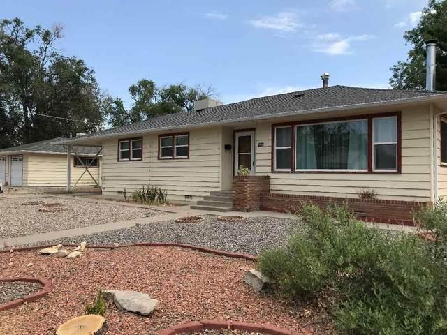1800 N 5th Street, Grand Junction, CO 81501 (MLS #20213716) :: Michelle Ritter