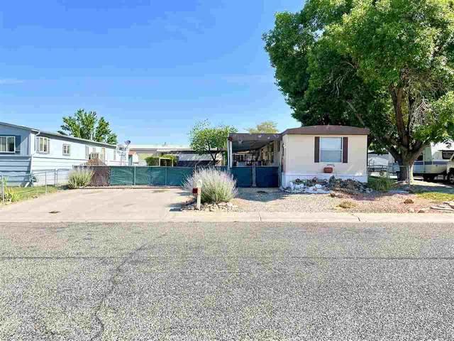2840 1/2 Texas Avenue, Grand Junction, CO 81501 (MLS #20213717) :: The Danny Kuta Team