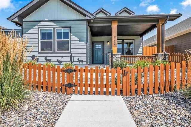 2484 Park Vista Street E, Grand Junction, CO 81505 (MLS #20213723) :: The Kimbrough Team | RE/MAX 4000
