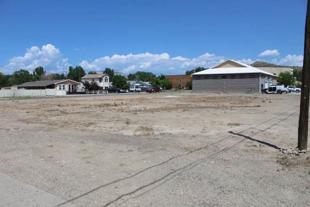 TBD Curtis Avenue, De Beque, CO 81630 (MLS #20213736) :: The Grand Junction Group with Keller Williams Colorado West LLC