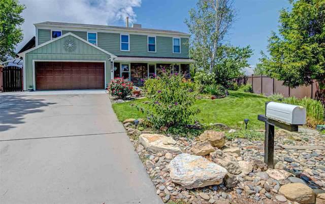 371 Plateau Drive, Grand Junction, CO 81507 (MLS #20213742) :: The Danny Kuta Team