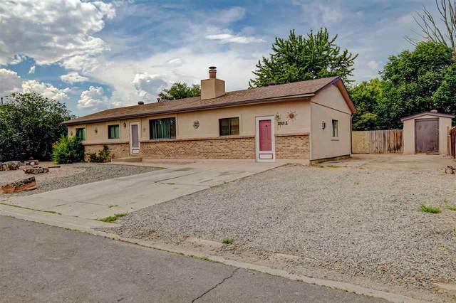 2840 Lexington Lane A, Grand Junction, CO 81503 (MLS #20213743) :: The Kimbrough Team | RE/MAX 4000