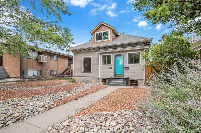 1114 Grand Avenue, Grand Junction, CO 81501 (MLS #20213745) :: The Kimbrough Team | RE/MAX 4000