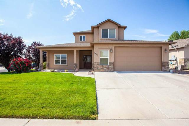 3159 Joey Lane, Grand Junction, CO 81504 (MLS #20213750) :: The Kimbrough Team | RE/MAX 4000