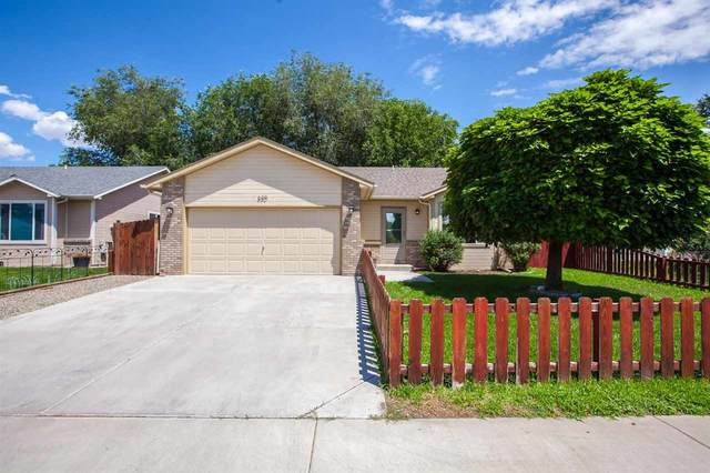 630 Carina Street, Clifton, CO 81520 (MLS #20213760) :: CENTURY 21 CapRock Real Estate