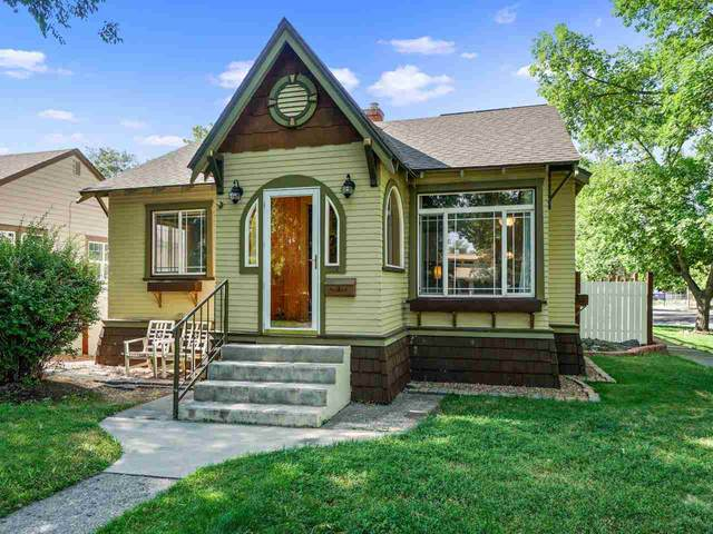 1003 Ouray Avenue, Grand Junction, CO 81501 (MLS #20213765) :: The Joe Reed Team