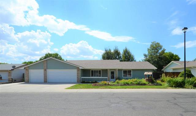 591 Pioneer Road, Grand Junction, CO 81504 (MLS #20213766) :: The Kimbrough Team | RE/MAX 4000