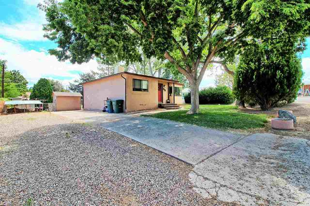 314 W Highland Drive, Grand Junction, CO 81503 (MLS #20213776) :: CENTURY 21 CapRock Real Estate