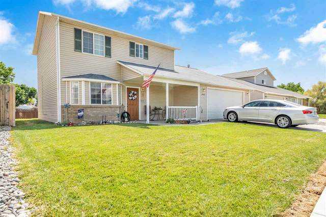 2963 Brookside Drive, Grand Junction, CO 81504 (MLS #20213779) :: The Kimbrough Team | RE/MAX 4000