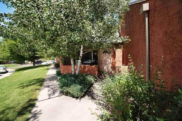 950 Northern Way #14, Grand Junction, CO 81506 (MLS #20213783) :: The Joe Reed Team