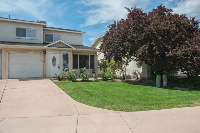 2443 Roan Ridge Road, Grand Junction, CO 81505 (MLS #20213786) :: The Joe Reed Team