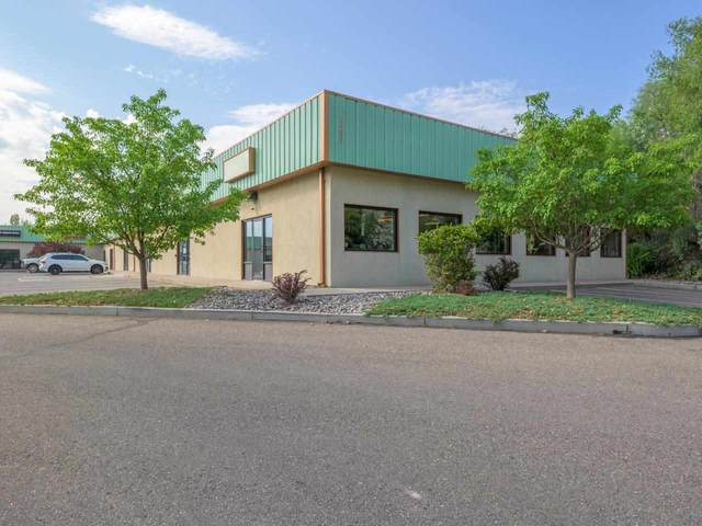 2497 Power Road #10, Grand Junction, CO 81507 (MLS #20213792) :: The Christi Reece Group