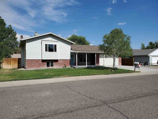 616 W Indian Creek Road, Grand Junction, CO 81506 (MLS #20213800) :: The Kimbrough Team | RE/MAX 4000