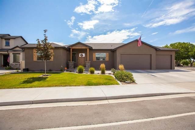 2587 G 1/2 Road, Grand Junction, CO 81505 (MLS #20213809) :: The Joe Reed Team