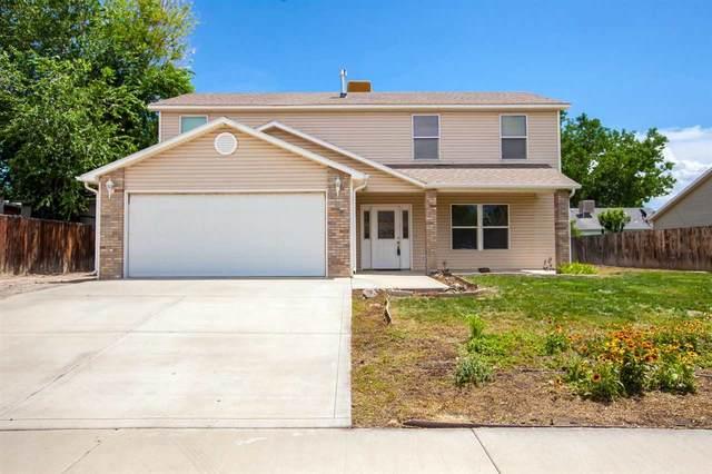 530 N Mountain Oak Court, Clifton, CO 81520 (MLS #20213813) :: CENTURY 21 CapRock Real Estate