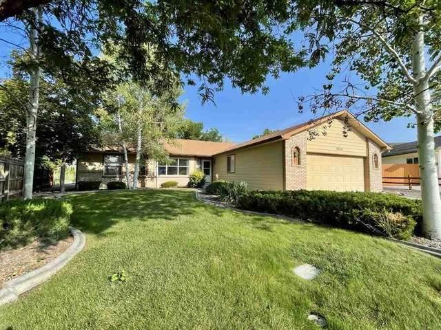 3635 N Bell Ridge Court, Grand Junction, CO 81506 (MLS #20213821) :: The Christi Reece Group