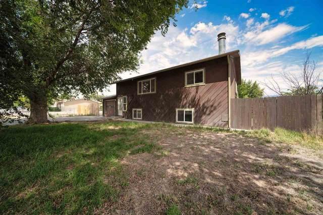 552 Beverly Lane, Grand Junction, CO 81504 (MLS #20213829) :: Western Slope Real Estate