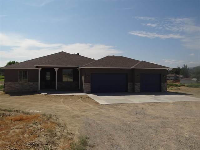 1743 Stremel Creek Court, Fruita, CO 81521 (MLS #20213834) :: CENTURY 21 CapRock Real Estate
