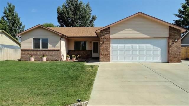 159 Pinyon Drive, Fruita, CO 81521 (MLS #20213845) :: CENTURY 21 CapRock Real Estate