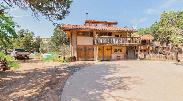 4090 S 9 8/10 Road, Glade Park, CO 81523 (MLS #20213849) :: The Kimbrough Team | RE/MAX 4000
