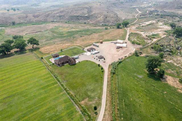 1974 I-70 Frontage Road, De Beque, CO 81630 (MLS #20213860) :: The Grand Junction Group with Keller Williams Colorado West LLC
