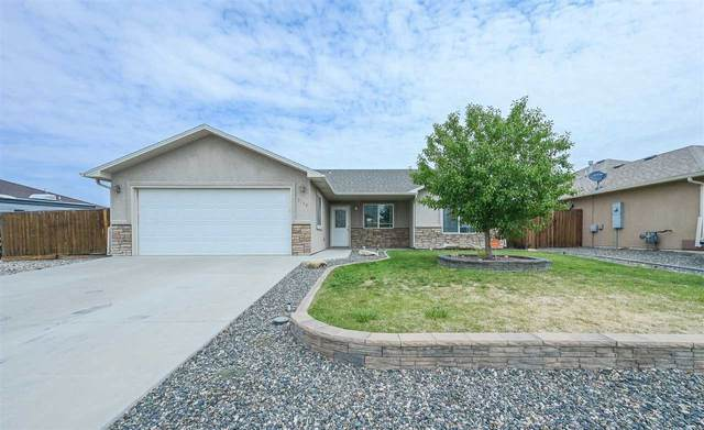 3162 Glendam Drive, Grand Junction, CO 81504 (MLS #20213865) :: The Grand Junction Group with Keller Williams Colorado West LLC