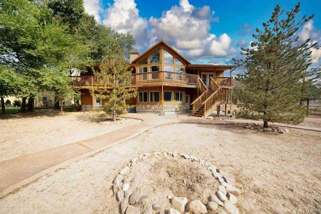 141 Vista Grande Road, Grand Junction, CO 81507 (MLS #20213866) :: The Christi Reece Group