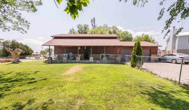 483 Fruitwood Drive, Grand Junction, CO 81504 (MLS #20213868) :: The Grand Junction Group with Keller Williams Colorado West LLC