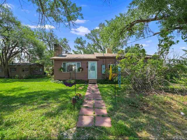 943 21 Road, Fruita, CO 81521 (MLS #20213869) :: CENTURY 21 CapRock Real Estate