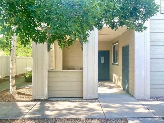 2485 Fountainhead Boulevard F8, Grand Junction, CO 81505 (MLS #20213876) :: CENTURY 21 CapRock Real Estate