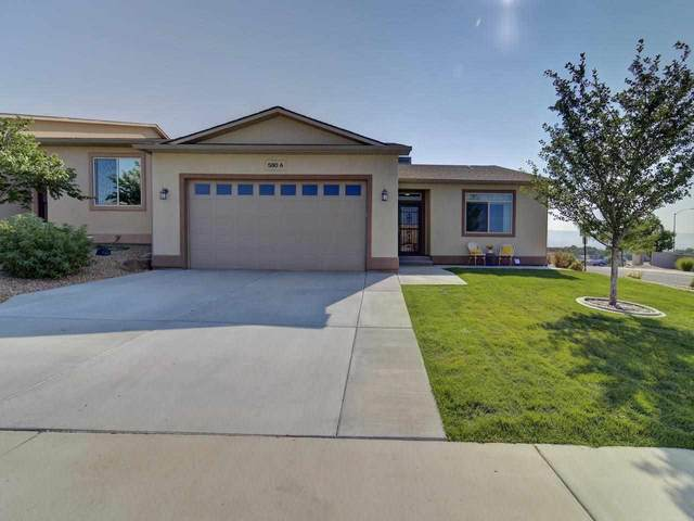 580 Rio Grande Drive A, Grand Junction, CO 81501 (MLS #20213884) :: CENTURY 21 CapRock Real Estate