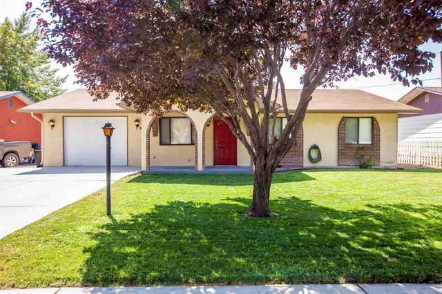 557 Villa Street, Grand Junction, CO 81504 (MLS #20213885) :: CENTURY 21 CapRock Real Estate