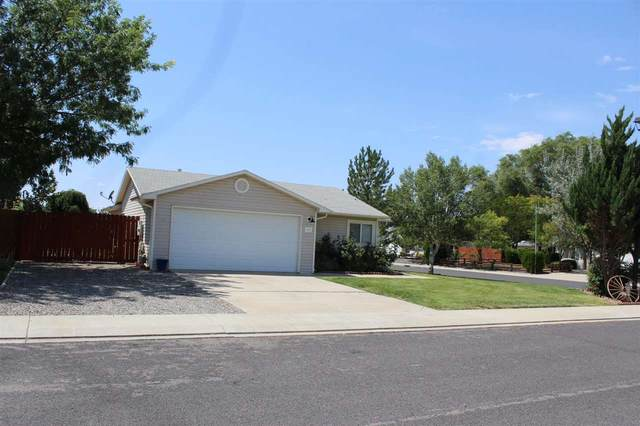 411 Pintail Avenue, Grand Junction, CO 81504 (MLS #20213888) :: The Christi Reece Group