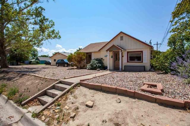 1503 N 17th Street, Grand Junction, CO 81501 (MLS #20213897) :: CENTURY 21 CapRock Real Estate