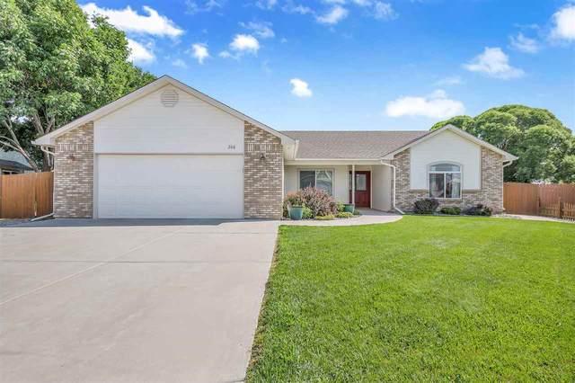 206 W Sunset Drive, Fruita, CO 81521 (MLS #20213902) :: CENTURY 21 CapRock Real Estate