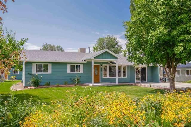 608 E Carolina Avenue, Fruita, CO 81521 (MLS #20213903) :: CENTURY 21 CapRock Real Estate