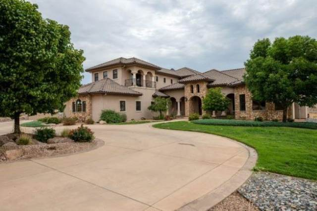 1812 Double Ring Court, Grand Junction, CO 81507 (MLS #20213905) :: CENTURY 21 CapRock Real Estate