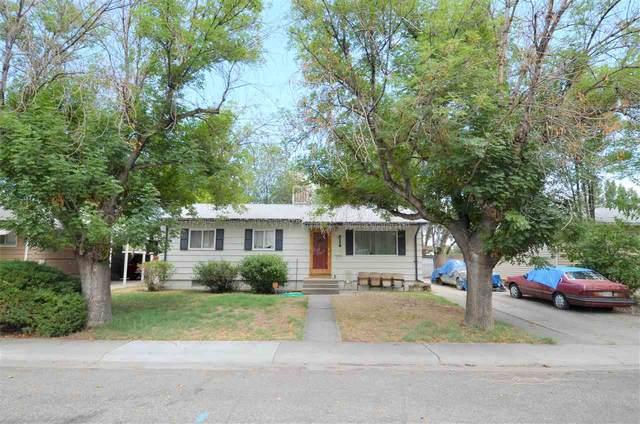 2118 N 22nd Street, Grand Junction, CO 81501 (MLS #20213910) :: CENTURY 21 CapRock Real Estate