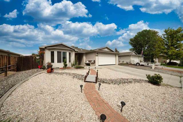 432 1/2 Jornada Street, Grand Junction, CO 81504 (MLS #20213922) :: CENTURY 21 CapRock Real Estate
