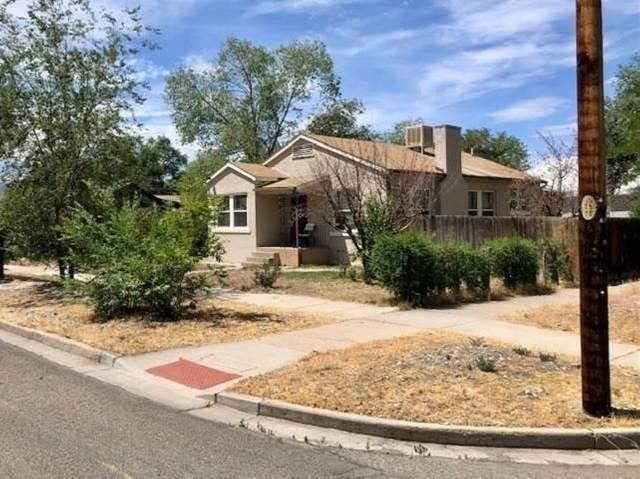 735 N 3rd Street, Grand Junction, CO 81501 (MLS #20213928) :: CENTURY 21 CapRock Real Estate