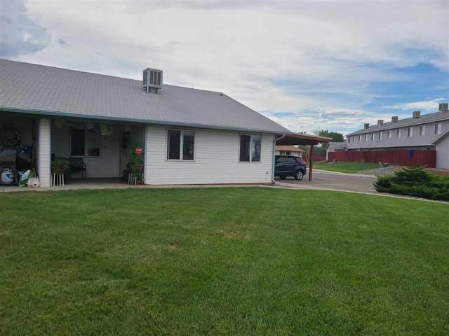 386 Sunnyside Circle C, Grand Junction, CO 81504 (MLS #20213933) :: CENTURY 21 CapRock Real Estate
