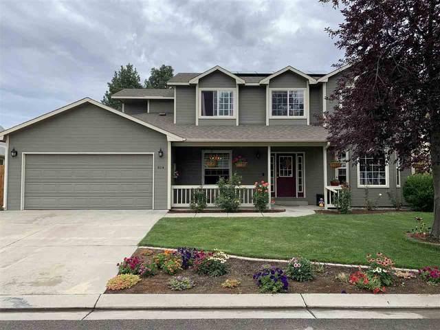614 Stan Drive, Grand Junction, CO 81504 (MLS #20213938) :: CENTURY 21 CapRock Real Estate